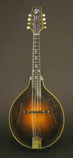 The Mandolin Archive: Gibson A5 Mandolin #74003 Signed by Lloyd Loar September 20, 1923
