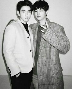 GOT7 : Jinyoung x JB