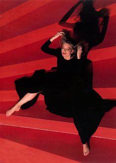 Michelle Pfeiffer by Matthew Rolston.