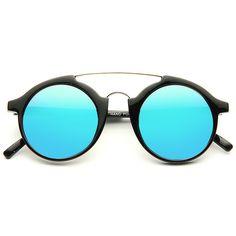 Cheap Futuristic Sunglasses | Wagner Curved Round Sunglasses | BleuDame.com Sunglasses Accessories, Women's Accessories, Futuristic Sunglasses, Round Sunglasses, Mirrored Sunglasses, Sunglass Frames, Eyewear, Lenses, Unisex