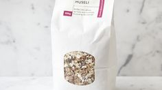Buy Hand Knitted Muesli  from Blackbird Bakery Online - Buy Hand Knitted Muesli  from local Blackbird Bakery Our delicious muesli is hand knitted by blackbirds, with the addition of apricots and hazelnuts | Buy now: http://po.st/fh3RIy