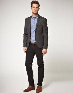 Stunning 71 Inspiration about a Casual Style Blazer for Masculine Men http://inspinre.com/2017/10/31/71-inspiration-casual-style-blazer-masculine-men/