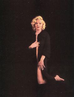 Marilyn Monroe, photo by Milton Greene