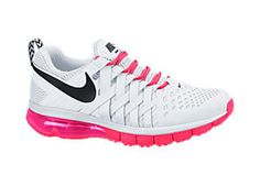 Nike Fingertrap Max. White/Black/Pink