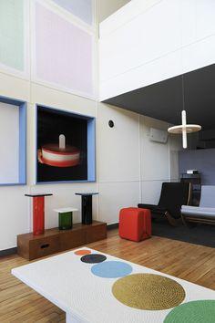 Le corbusier interior of the maison jumel e at for Pool design dessau