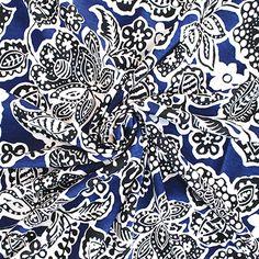 Sew Over It Online Fabric Shop - Jersey - Musical Swirls