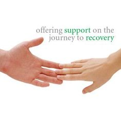 Support Those On The Road To Recovery