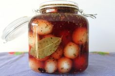 Portuguese pickled onions are probably one of the most unique and traditional dishes that Portuguese food has to offer.