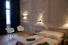 Brick wall & tenement charm - Apartament in Poznań