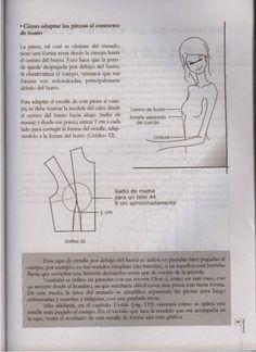 modelist kitapları: Miguel Angel Cejas - confección y diseño de ropa Mccalls Patterns, Sewing Patterns, Miguel Angel, Modelista, Album, Design Ideas, Craft, Kid Outfits, Modeling