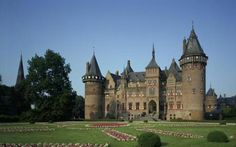 Kasteel de Haar - Wednesday afternoon and weekends every hr special children tours (3+)  - Museumjaarkaart