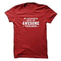 Trust me Iam a drummer T-Shirts, Hoodies. GET IT ==► https://www.sunfrog.com/Funny/My-students-have-an-awesome-teacher-Funny-T-shirt-and-hoodie.html?id=41382