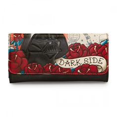 Star Wars Darth Vader Tattoo Wallet