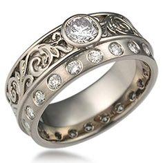 western style wedding rings - Bing Images
