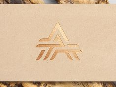 A Logo Mark by Aditya Chhatrala Logo Branding, Branding Design, Logo Design, Graphic Design, A Logo, Initials Logo, Monogram Logo, Web Creation, Logo Minimalista