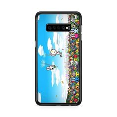 Tokidoki Land In Cactus City Samsung Galaxy S10e   Miloscase 6s Plus Case, Iphone 7 Plus Cases, Iphone 6, Phone Cases, Plastic Material, How To Know, Perfect Fit, Cactus, Samsung Galaxy