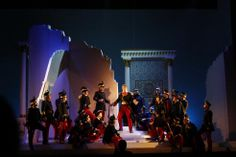 Voci extraordinare la premiera Trubadurul. Timisoara Muzicala, final de festival Georgia, Concert, Concerts