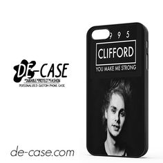 5seconds Of Summer 5sos Michael Clifford DEAL-139 Apple Phonecase Cover For Iphone SE Case