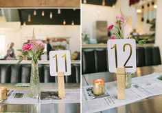 clip table numbers i think theyre from target. simple.
