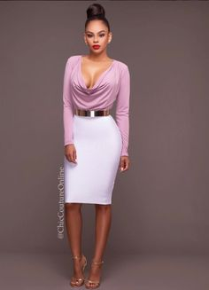 Cute Comfy Outfits, Classy Outfits, Sexy Outfits, Sexy Dresses, Stylish Outfits, Dress Outfits, Fashion Outfits, Chic Couture Online, Bodysuit Fashion