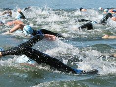 Swimming in the pool isn't quite the same as swimming in choppy, cold water with many other swimmers. These tips will help you tweak your training to prepare for open water swimming.