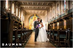 Catholic ceremony at this USD Founders Chapel Wedding, Photography by Bauman Photographers  View More:  http://baumanphotographers.com/blog/uncategorized/2015/11/darlington-house-wedding/