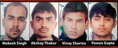 Justice Served: Culprits of #Gang-Rape Sentenced to Death