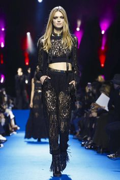Elie Saab Ready To Wear Fall Winter 2016 Paris