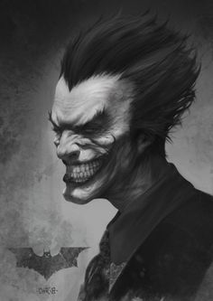 'Arkham Origins' Joker - Chris Anyma