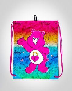 Secret Bear cinch bag from spencersonline.com!