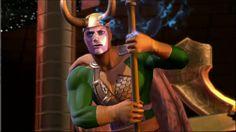 Marvel Heroes Omega - Carnage Chapter The Battle For Asgardia Dark Elf, Marvel Heroes, Elves, Omega, The Darkest, Battle, Princess Zelda, Fictional Characters, Fantasy Characters
