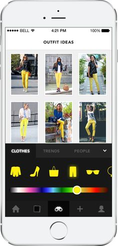 1000 images about outfit ideas by chicisimo iphone for Ideas for iphone apps