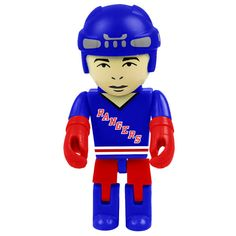 New York Rangers 4gb Jump Drive, better than your traditional boring stick.