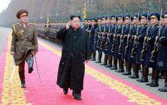 Declaração da Coreia do Norte ameaça EUA. O Ministério das Relações Exteriores da Coréia do Norte insinuou, na quinta-feira, um possível ato de...