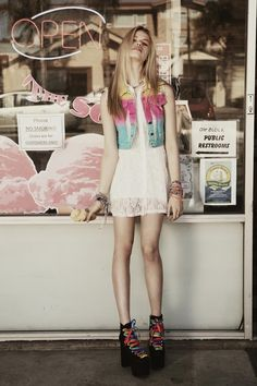 Hailey Clauson for LF Stores Spring 2012 Collection | Fashion Gone Rogue: The Latest in Editorials and Campaigns