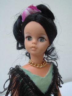 Susi doll, 1970s, Brazil. ((Boneca Susi, década de 70, Brasil). #susi #estrela #doll #boneca