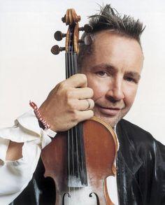 Nigel Kennedy -  violinist