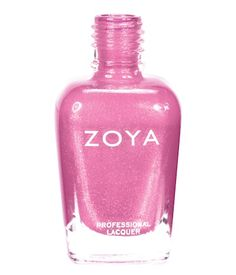 try bubble gum pink nails in honor of summer....