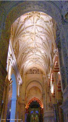 Kathedraal én Moskee, Mezquita de Córdoba, Spanje