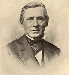 Photo of Asa Gray in 1867