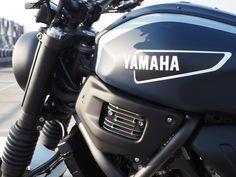 Yamaha XSR700 > Super 7 Scrambler by JVB Moto