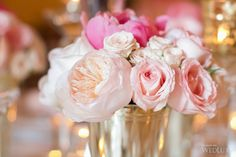 Gorgeous centrepieces