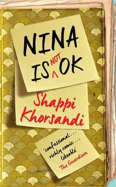 Nina is Not OK by Shappi Khorsandi | Book Review