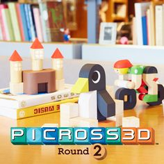 A block-breaking logic puzzler that builds on its predecessor by adding curved and angled surfaces to its three-dimensional puzzles.