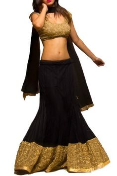 Black Lehenga with Jewel Sequins, http://www.junglee.com/dp/B00CX08JLC/ref=cm_sw_cl_pt_dp_B00CX08JLC