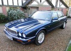 The first Jaguar XJ was launched in 1968 and the XJ designation  has been used for successive Jaguar flagship models ever since. The  original model was the last Jaguar saloon to have had the input of  Sir William Lyons, the company's founder. The Jaguar XJ (X300) was  manufactured between 1994 and 1997 and was the first XJ produced  entirely under Ford ownership and can be considered an evolution of  the outgoing XJ40 generation. Like all previous XJ generations, it  features the Jagua...