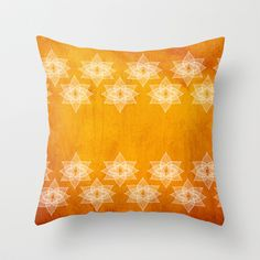 Orange stars by Diogo Verissimo, $20