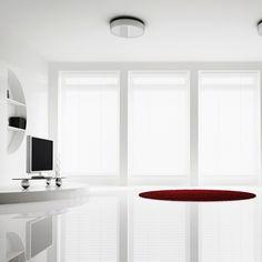 #smarthome #modernwindow #internorm Big Windows, Windows And Doors, Smart Home Technology, Window Design, Interior Inspiration, Living Room Designs, Innovation, Pure Products, Interior Design