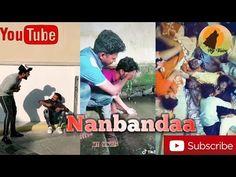Nanbandaa    Friends    Tiktok    MyVoice - YouTube Friendship Songs, Baseball Cards, Videos, Youtube, Youtubers, Youtube Movies