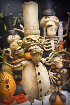 Halloween is coming..